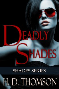 Deadly Shades Cover