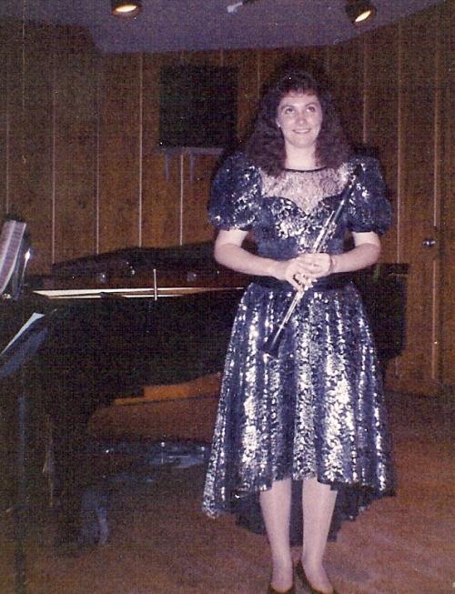 Tina college recital