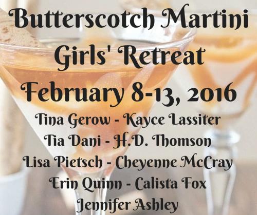 Butterscotch Martini Girls' Retreat icon